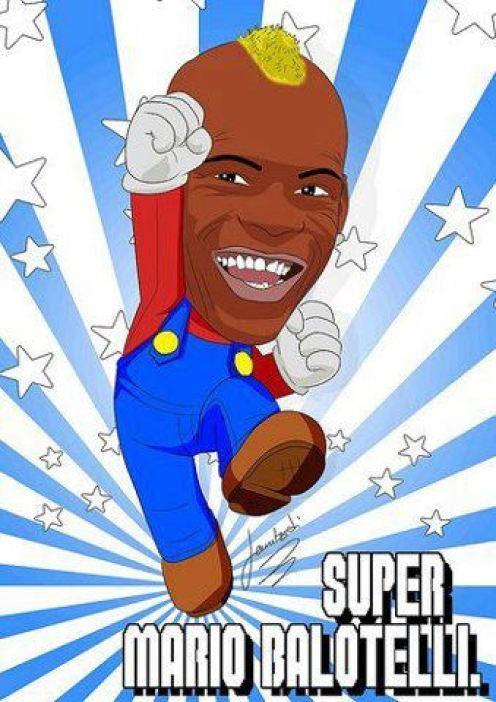 Super Mario Balotelli