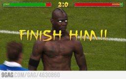 Mortal Mario | Finish Him!