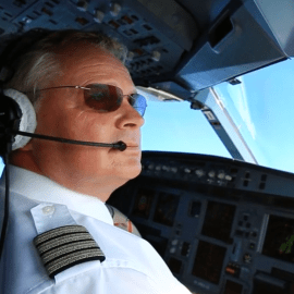 Air 14 – the pilots view