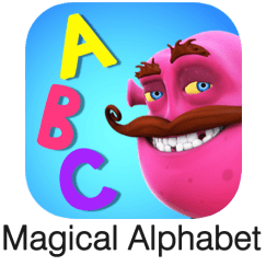 Magical Alphabet Icon