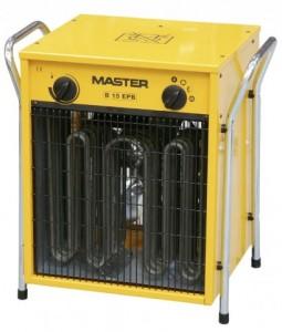 Master Elektrische kachel 15  kw