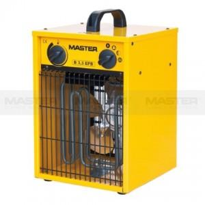 Master Elektrische kachel 3.3 kw