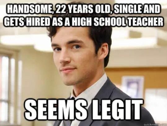 Ezra seems legit