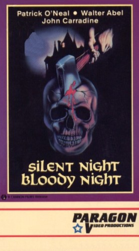 silent night bloody night vhs front2