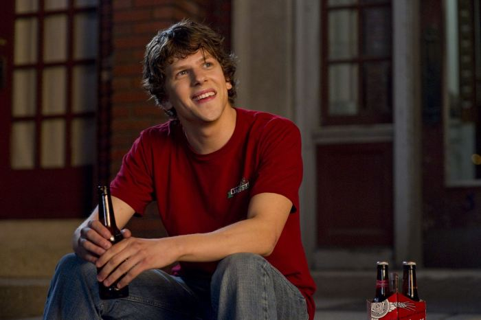 Jesse Eisenberg - 30 Minutes or Less