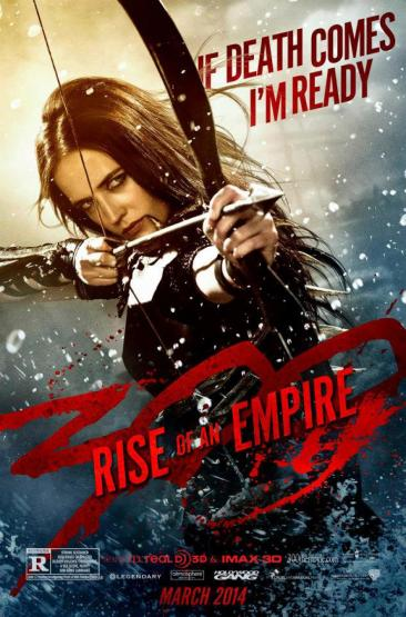 300 Rise of an Empire - Eva Green as Artemisia