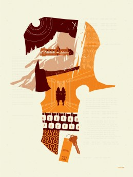 "Tom Whalen ""Room 237"" (The Shining)"