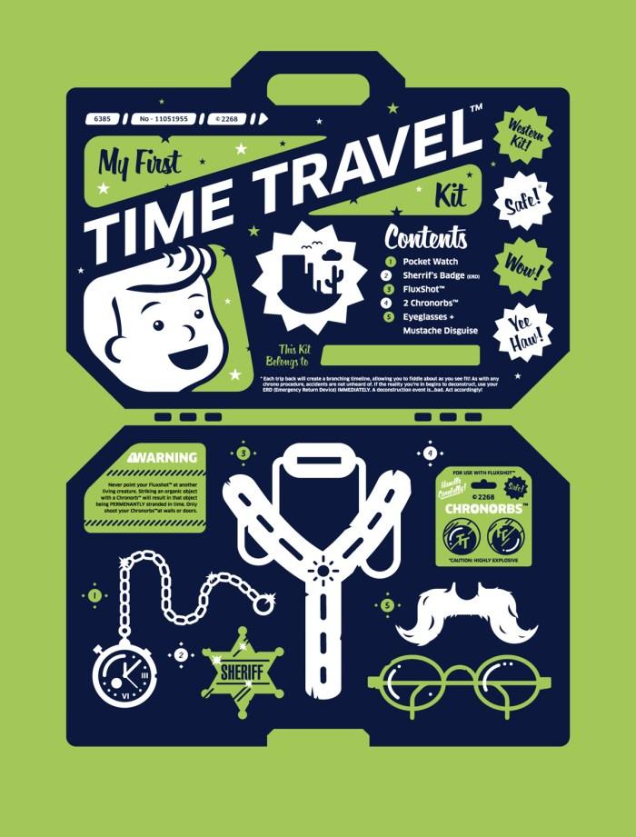 Alex Griendling - Time Kit