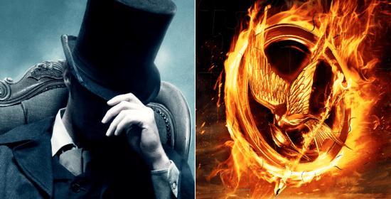 Abraham Lincoln Vampire Hunter / The Hunger Games
