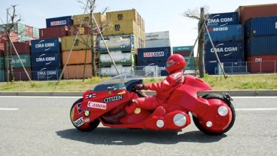 Akira Bike 3