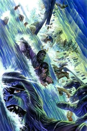 Alex Ross Planet of the Apes Cataclysm 3