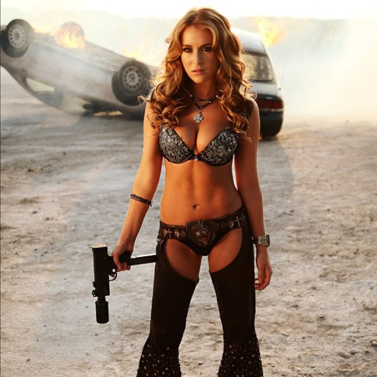 Alexa Vega in Machete Kills
