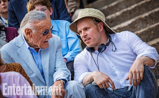 Amazing Spider-Man 2 - Stan Lee and Marc Webb