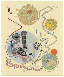 Andrew DeGraff - Star Wars A New Hope