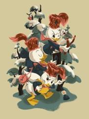 Anne Benjamin - Nephews Ducktales