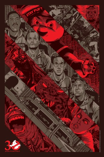 Anthony Petrie - Ghostbusters variant