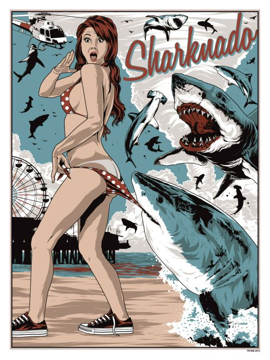 Anthony Petrie - Sharknado 2