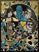 Anthony Petrie - Watchmen full
