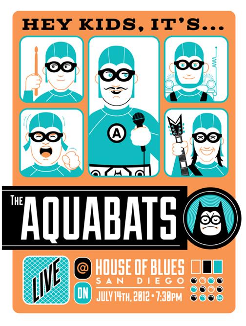 Aquabats Dave Perillo