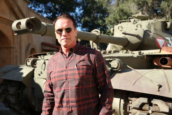 Arnold Tank Rides 3