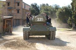 Arnold Tank Rides 6