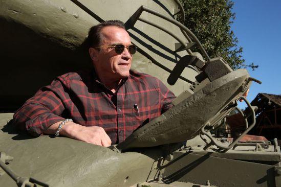 Arnold Tank Rides 9