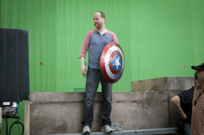 Avengers BTS Joss Whedon s