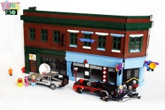 Back to the Future II Lego 4