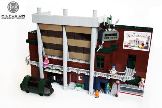 Back to the Future II Lego 7