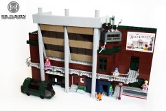 Back to the Future II Lego 7
