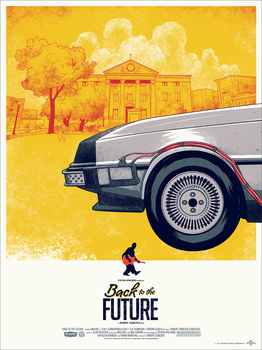 Back to the Future - Phantom City Creative