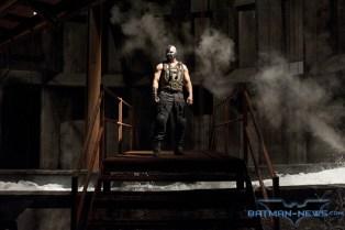 Bane Dark Knight Rises Grate