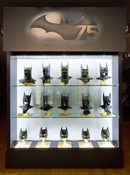Batman 75th Anniversary Exhibit 1