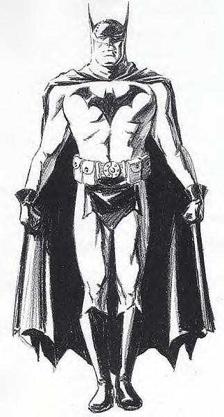 Batman Year One Concept 5
