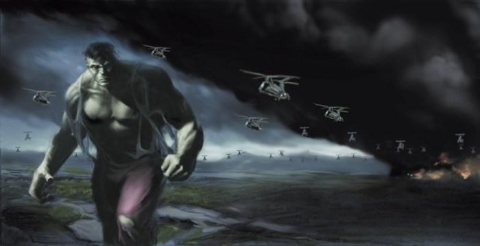 Benton Jew Hulk concept art header
