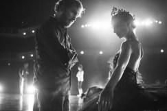 Darren Aronofsky and Natalie Portman Black Swan