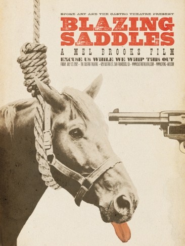 Brandon Schaefer - Blazing Saddles
