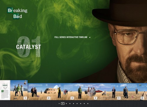 Breaking Bad Alchemy 1