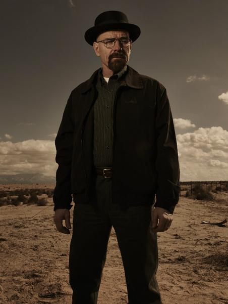 Breaking Bad Season 5 - Walt 2