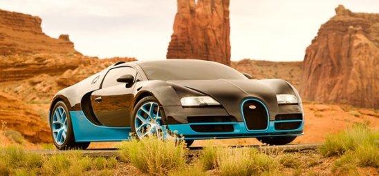 Bugatti Transformers 4