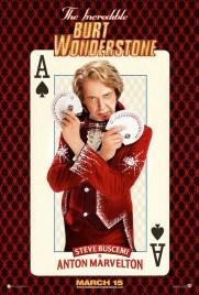 Burton Wonderstone Poster Buscemi