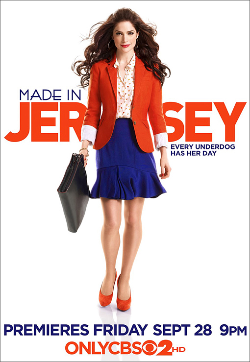 CBS - Made in Jersey poster