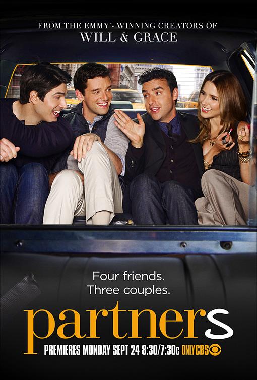CBS - Partners poster