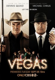 CBS - Vegas poster