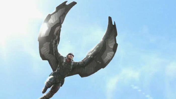 Captain America 2 Falcon