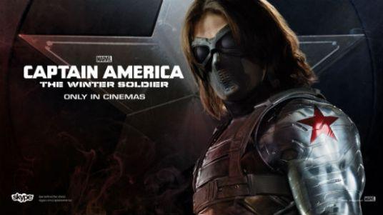 Captain America Winter Soldier skype