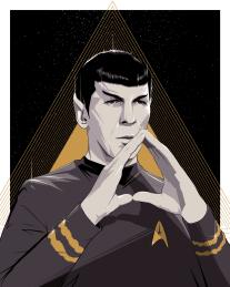 Craig Drake - Spock