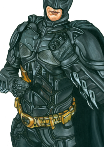 Cuyler Smith - Bale Batman