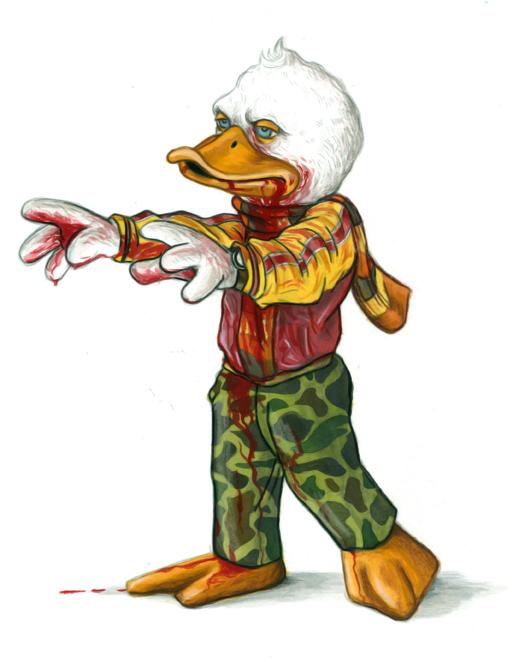 Cuyler Smith - Howard the Duck