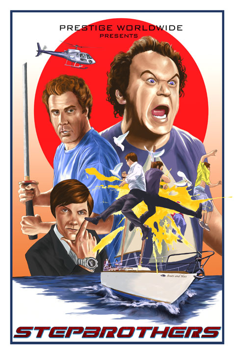 Cuyler Smith - Step Brothers